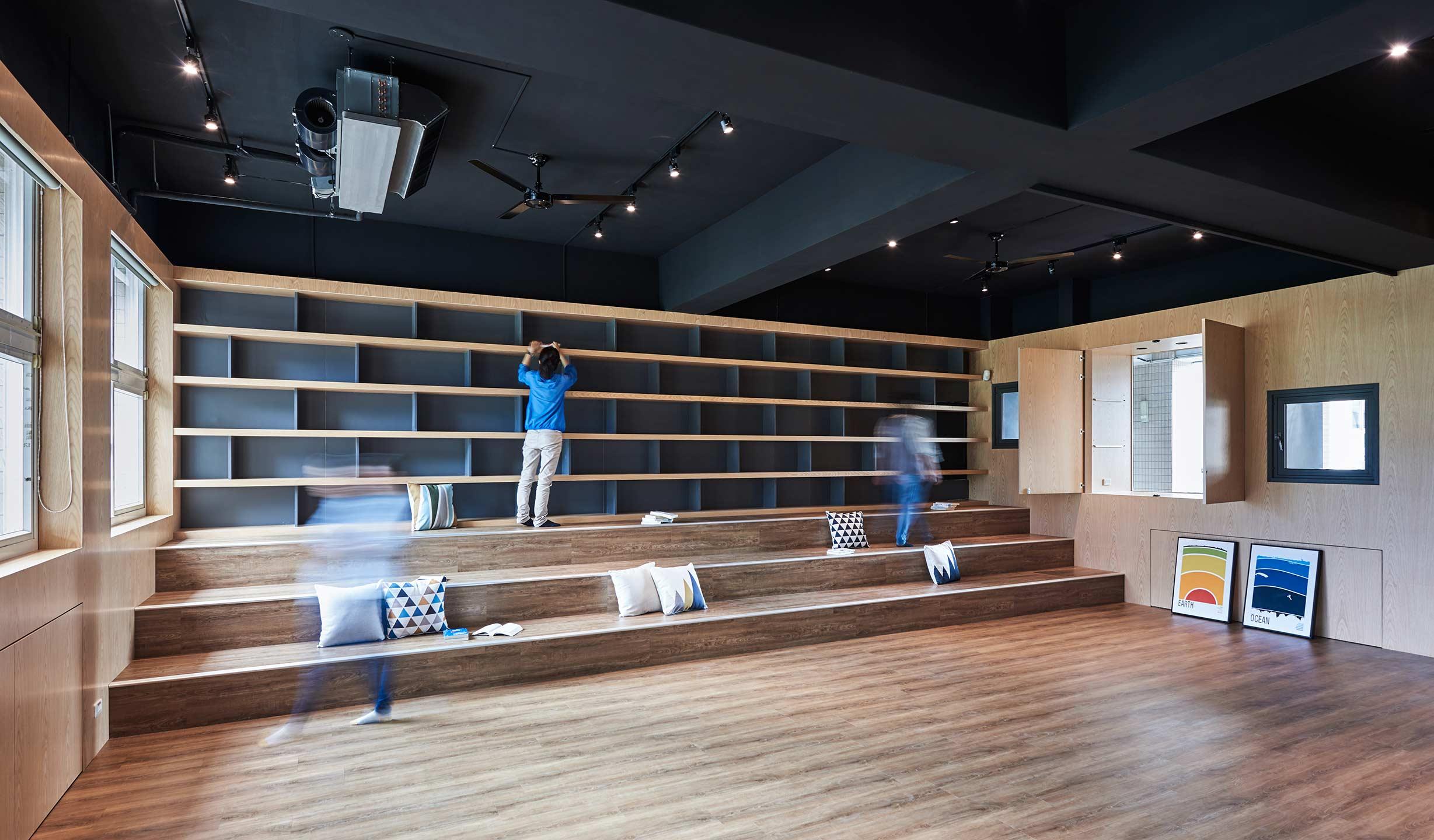 2017 金点设计奖/空间设计 2016 台湾室内设计大奖tid/公共空间类